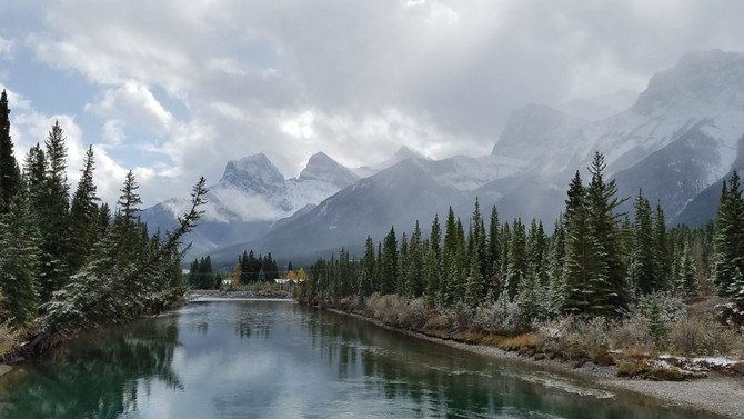 My Canmore Top 5