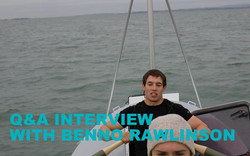 Q&A INTERVIEW WITH BENNO RAWLINSON