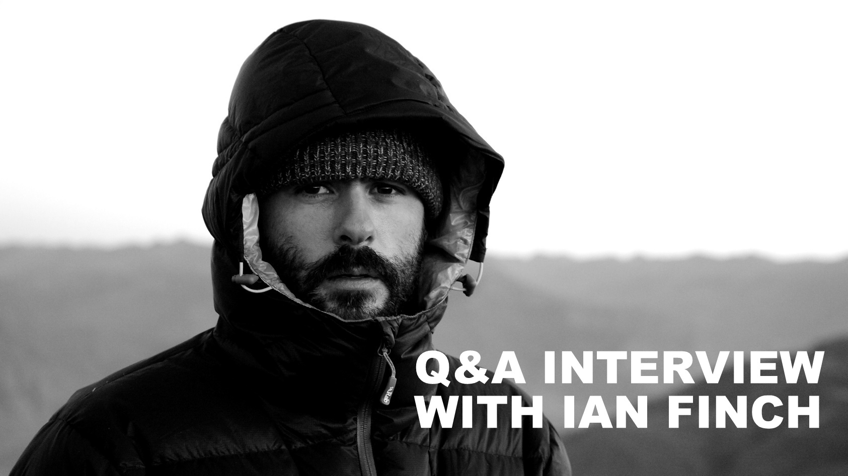 Q&A INTERVIEW WITH IAN FINCH