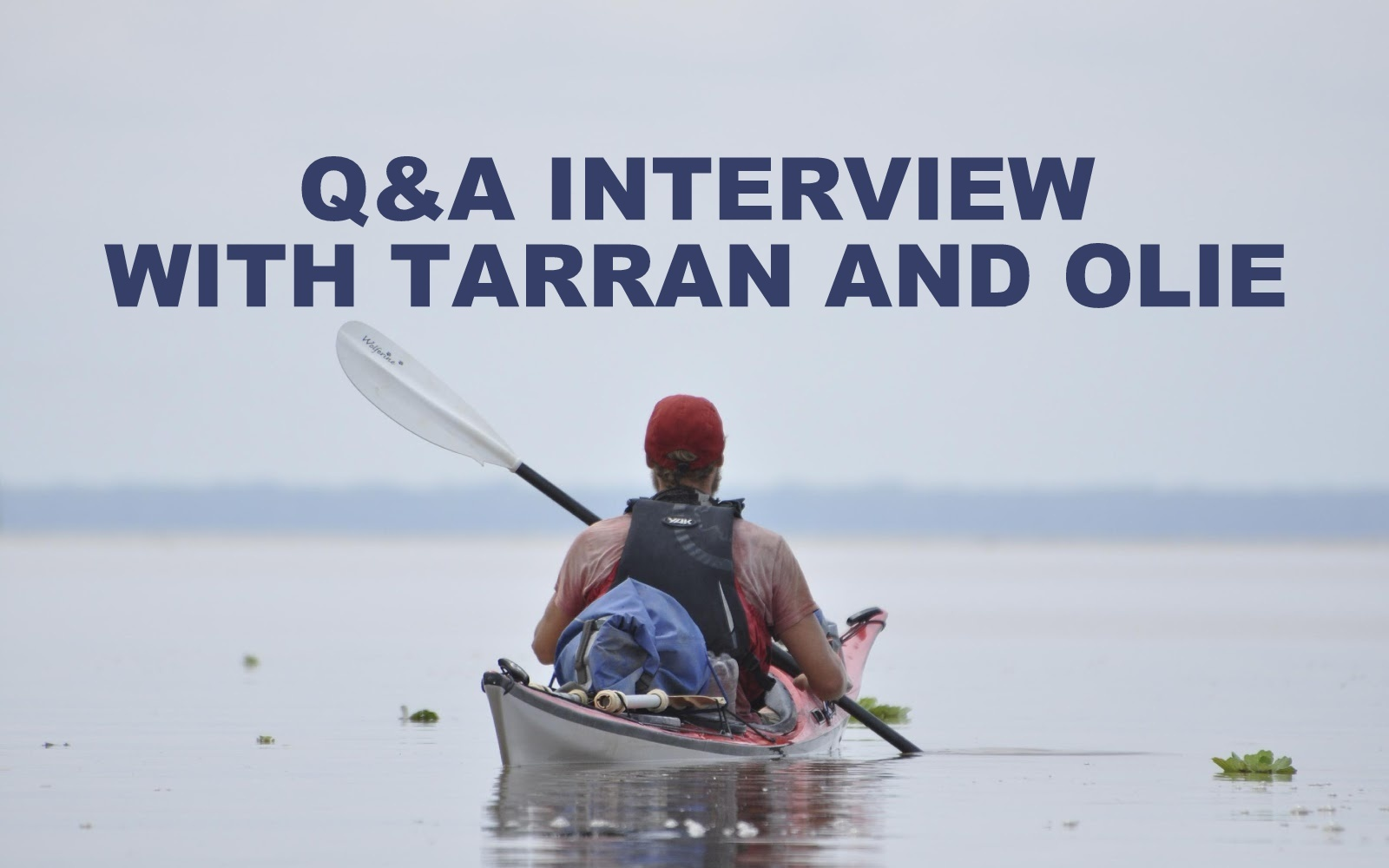 Q&A WITH TARRAN AND OLIE
