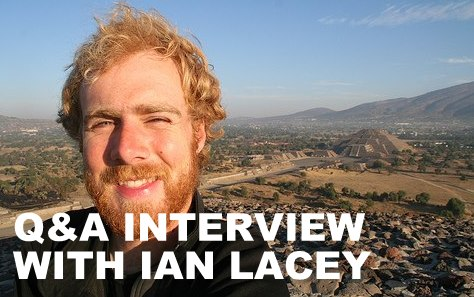Q&A INTERVIEW WITH IAN LACY