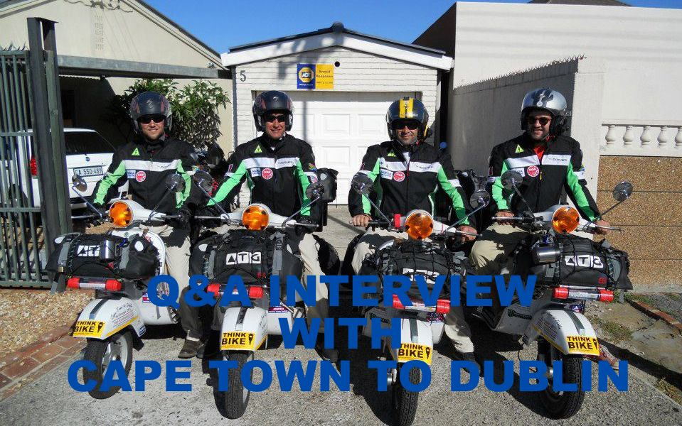 Q&A INTERVIEW WITH CAPE TOWN TO DUB