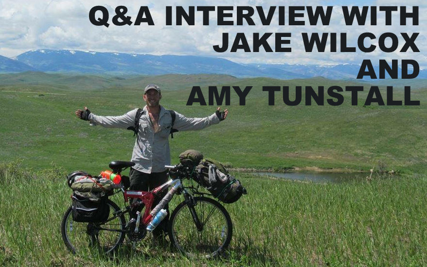 Q&A WITH JAKE WILCOX & AMY TUNSTALL