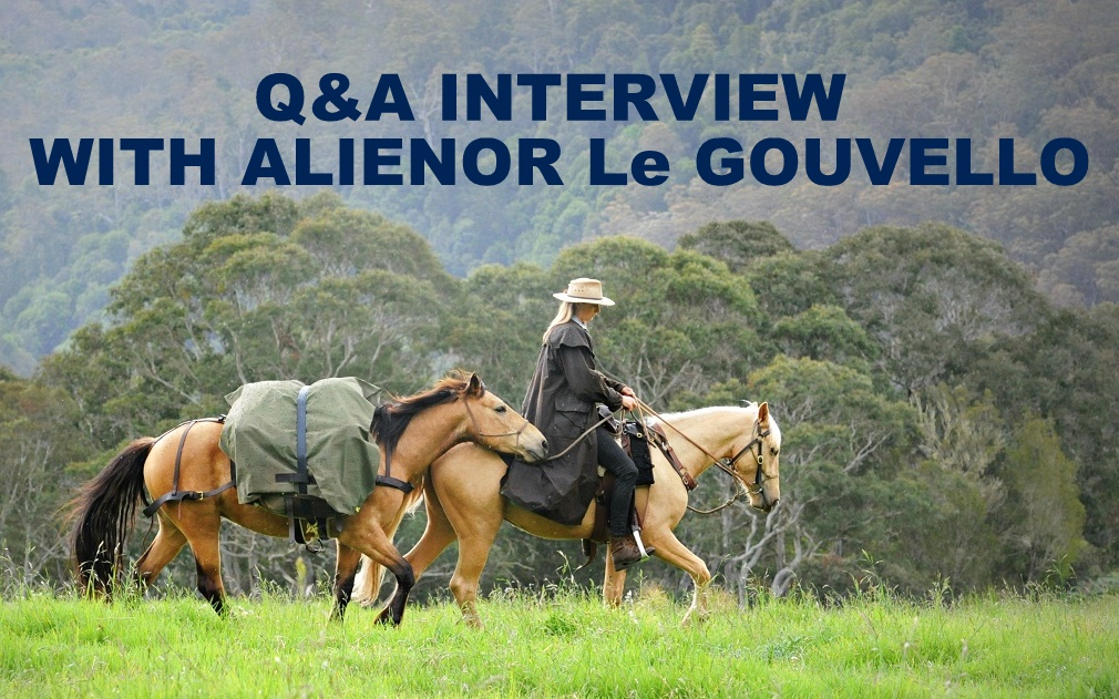Interview with Alienor le Gouvello