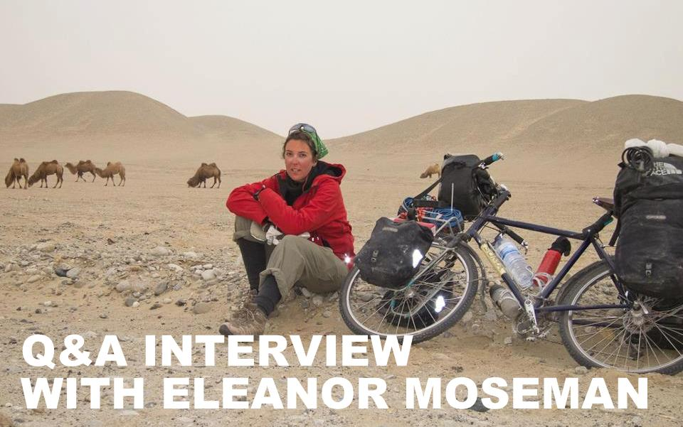 Q&A INTERVIEW WITH ELEANOR MOSEMAN