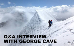 Q&A INTERVIEW WITH GEORGE CAVE