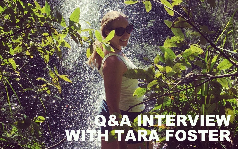 Q&A interview with Tara Foster