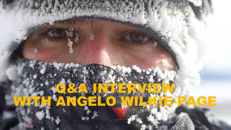 Q&A INTERVIEW WITH ANGELO WILKIEPAGE