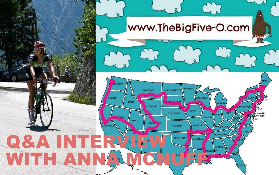 Q&A INTERVIEW WITH ANNA MCNUFF