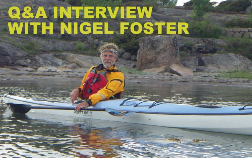Q&A INTERVIEW WITH NIGEL FOSTER
