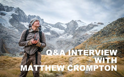 Q&A interview with Matthew Crompton