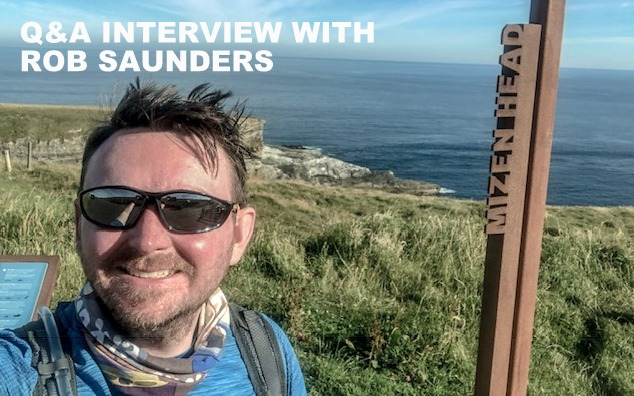 Q&A interview with Rob Saunders