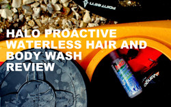 HALO PROACTIVE WATERLESS REVIEW