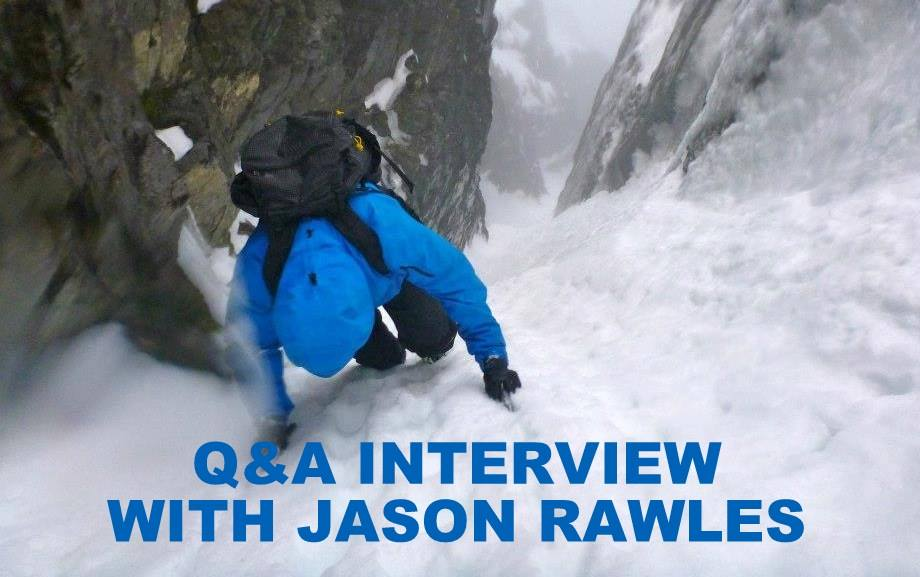 Q&A interview with Jason Rawles