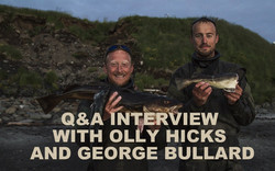 Q&A interview with Olly Hicks and George Bullard
