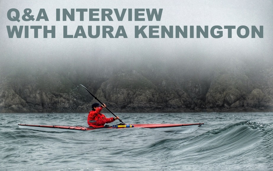 Q&A interview with Laura Kennington