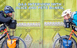 Q&A interview with Pete and Alice McNeil