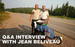 Q&A INTERVIEW WITH JEAN BELIVEAU