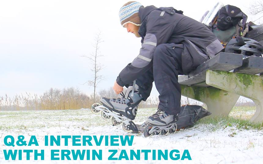 Q&A INTERVIEW WITH ERWIN ZANTINGA