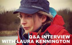 Q&A INTERVIEW WITH LAYRA KENNINGTON