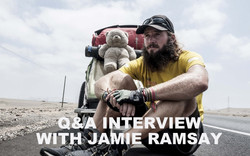 Q&A WITH JAMIE RAMSAY