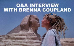 Q&A INTERVIEW WITH BRENNA COUPLAND