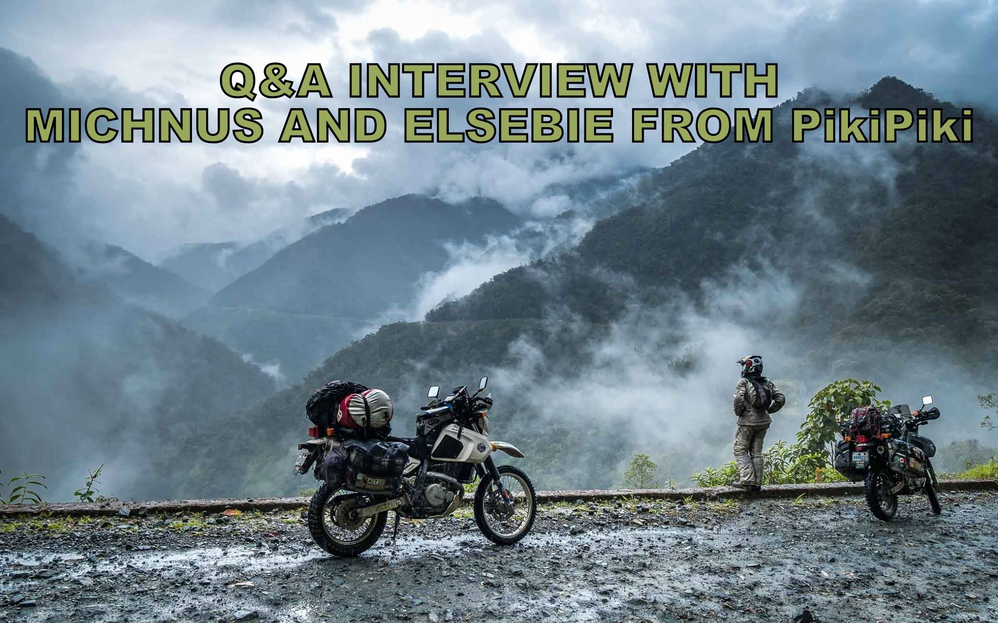 Q&A interview with Michnus and Elsebie f