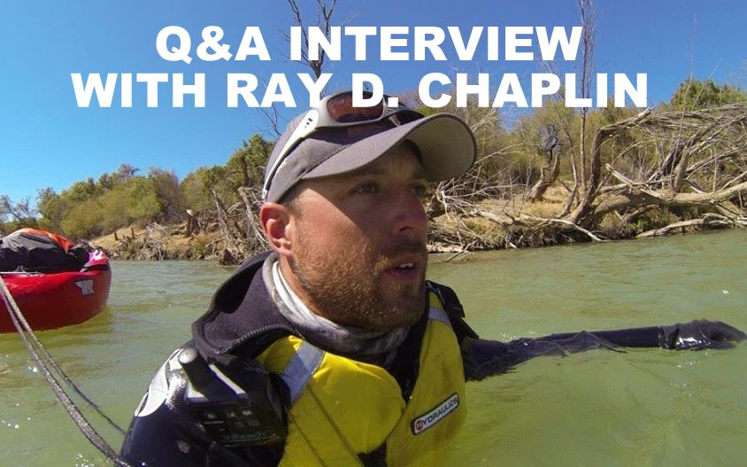 Q&A INTERVIEW WITH RAY D. CHAPLIN