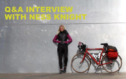 Q&A INTERVIEW WITH NESS KNIGHT