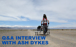 Q&A INTERVIEW WITH ASH DYKES