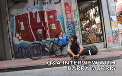 Q&A INTERVIEW WITH HARRY MORRIS