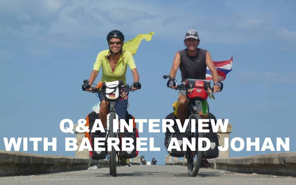 Q&A WITH BAERBEL AND JOHAN