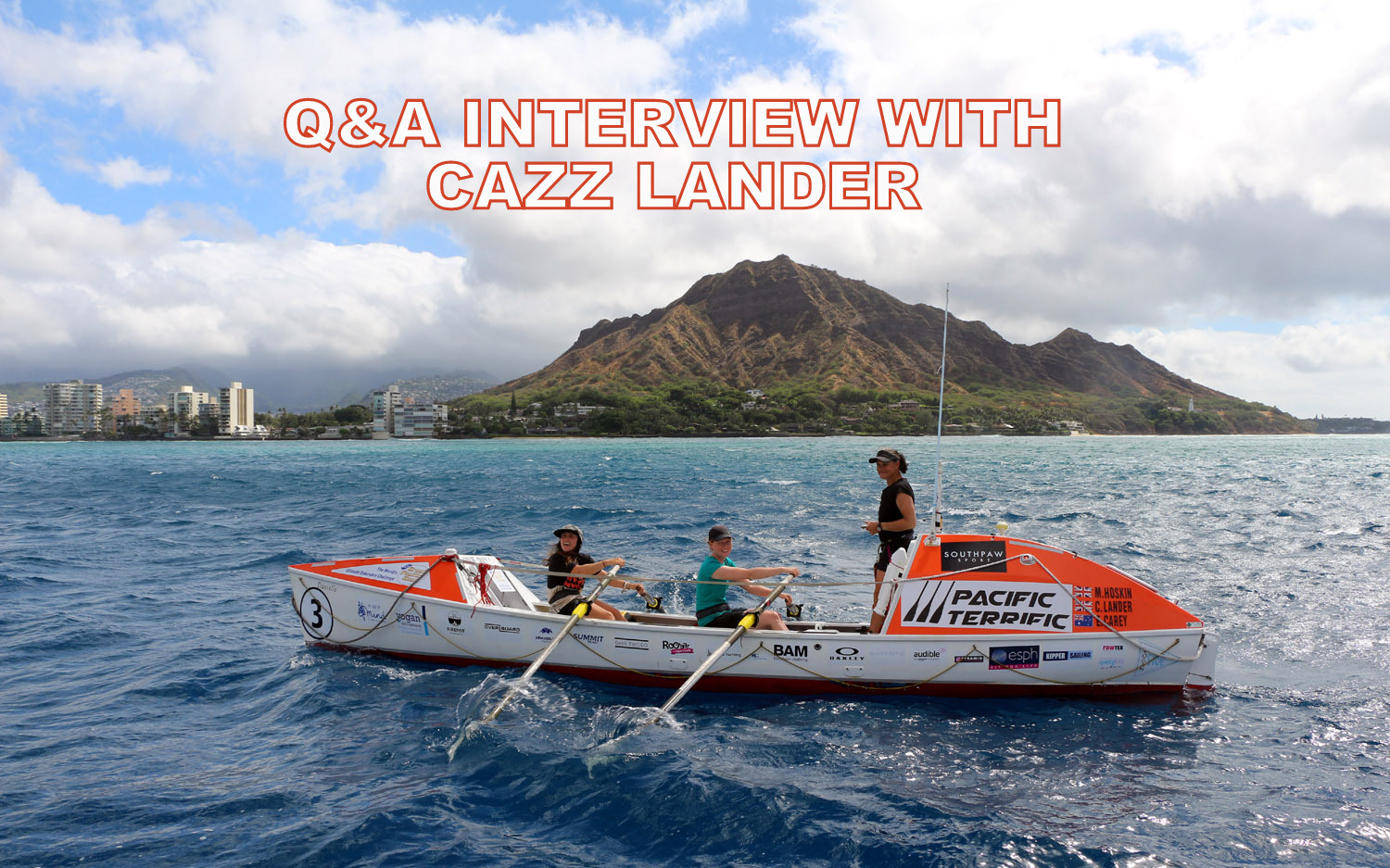 Q&A interview with Cazz Lander