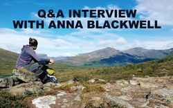 Q&A interview with Anna Blackwell