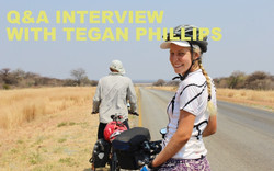 Q&A WITH TEGAN PHILLIPS