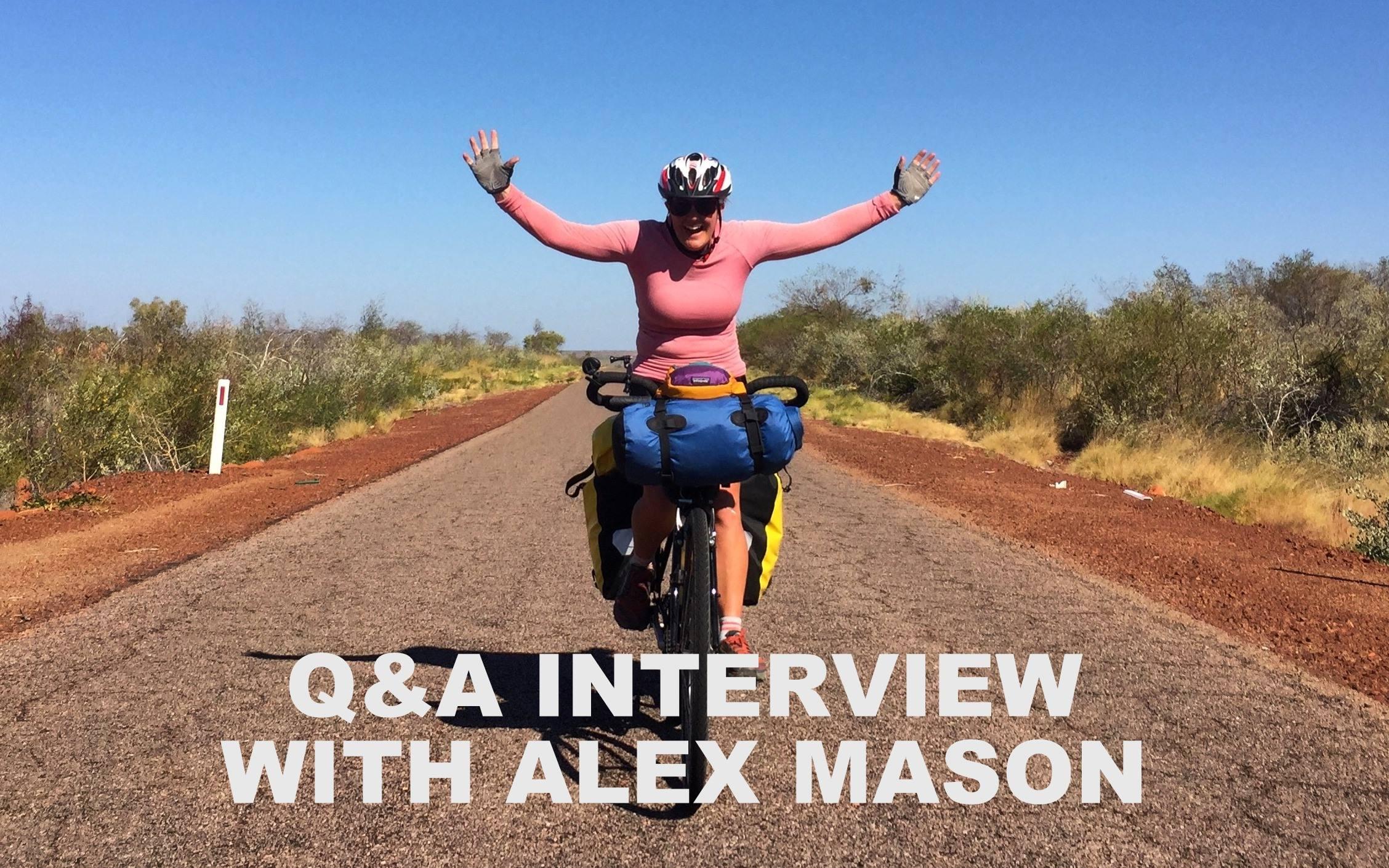 Q&A interview with Alex Mason