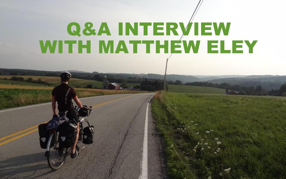 Q&A INTERVIEW WITH MATTHEW ELEY