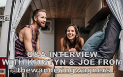 Q&A INTERVIEW WITH KRISTYN AND JOE