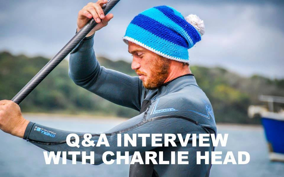 Q&A WITH CHARLIE HEAD
