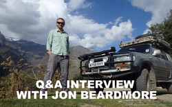 Q&A INTERVIEW WITH JON BEARDMORE