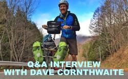 Q&A interview with Dave Cornthwaite