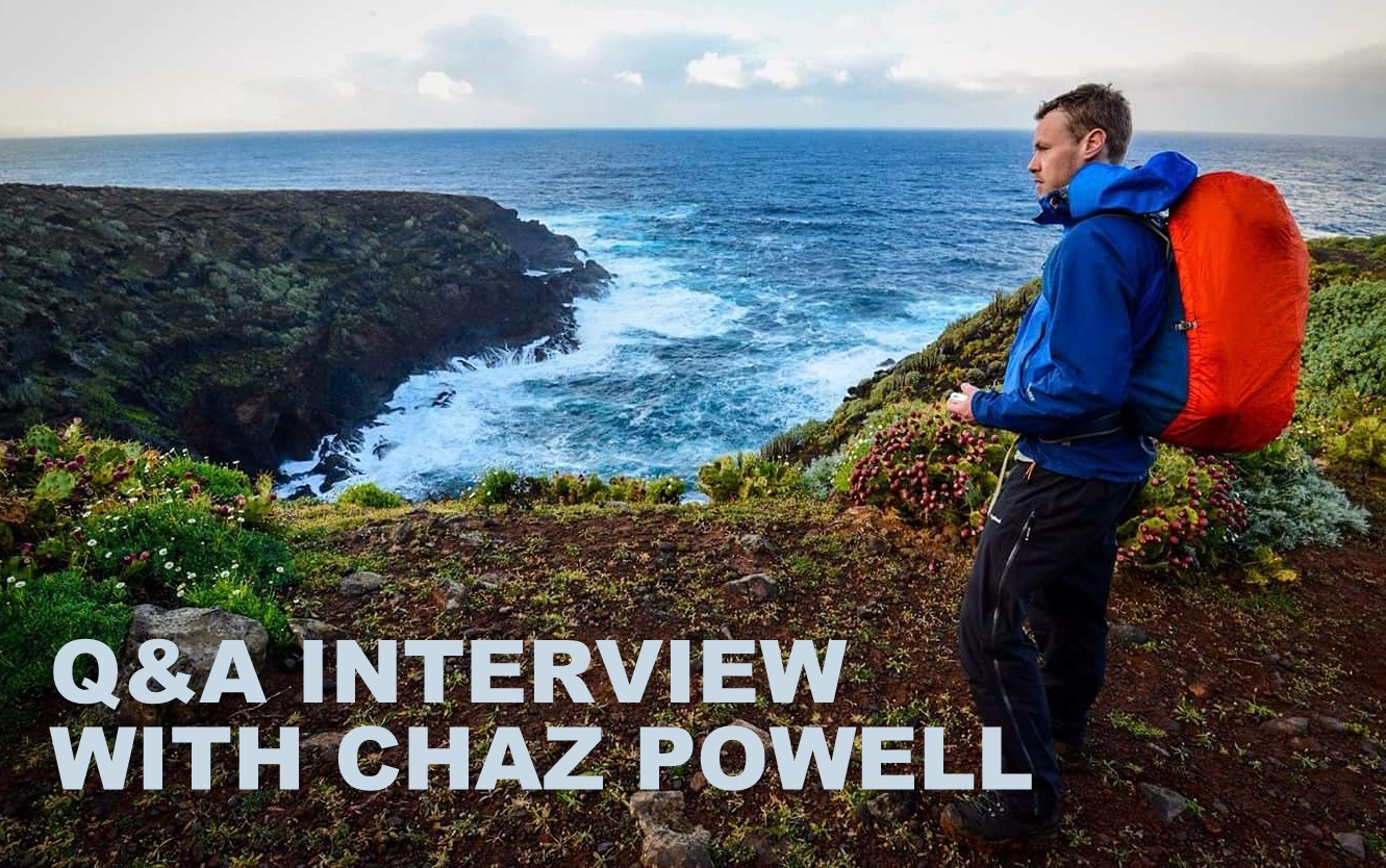 Q&A INTERVIEW WITH CHAZ POWELL