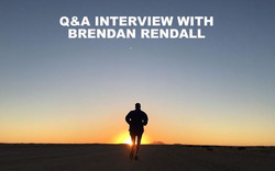 Q&A interview with Brendan Rendall