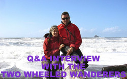 Q&A INTERVIEW WITH MIKE AND KAREN