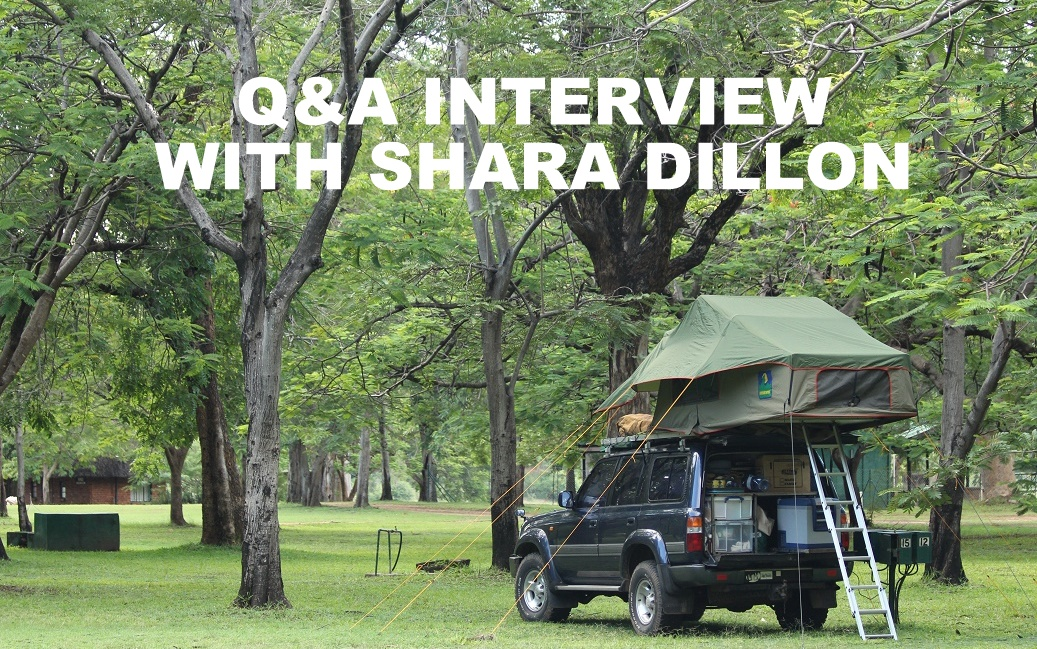 Q&A INTERVIEW WITH SHARA DILLON