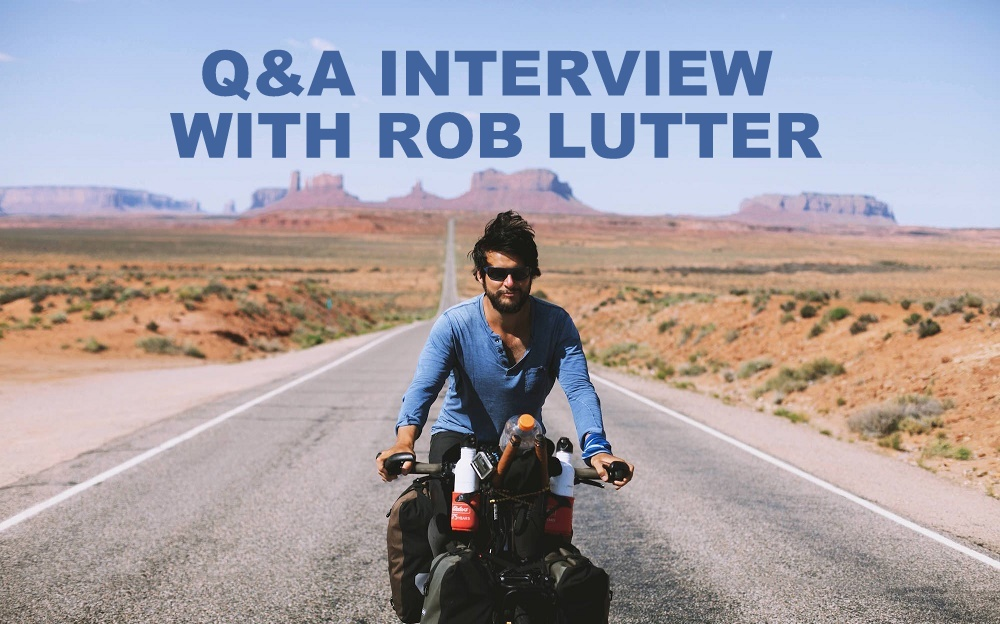 Q&A INTERVIEW WITH ROB LUTTER