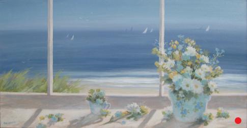 Pierpont Beach Still Life Series, #5