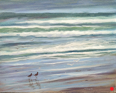 Dianne's Sandpipers