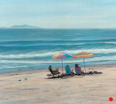 Beach Umbrellas II