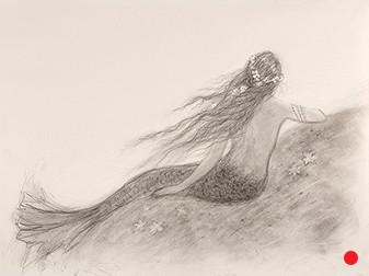Mermaid Waiting